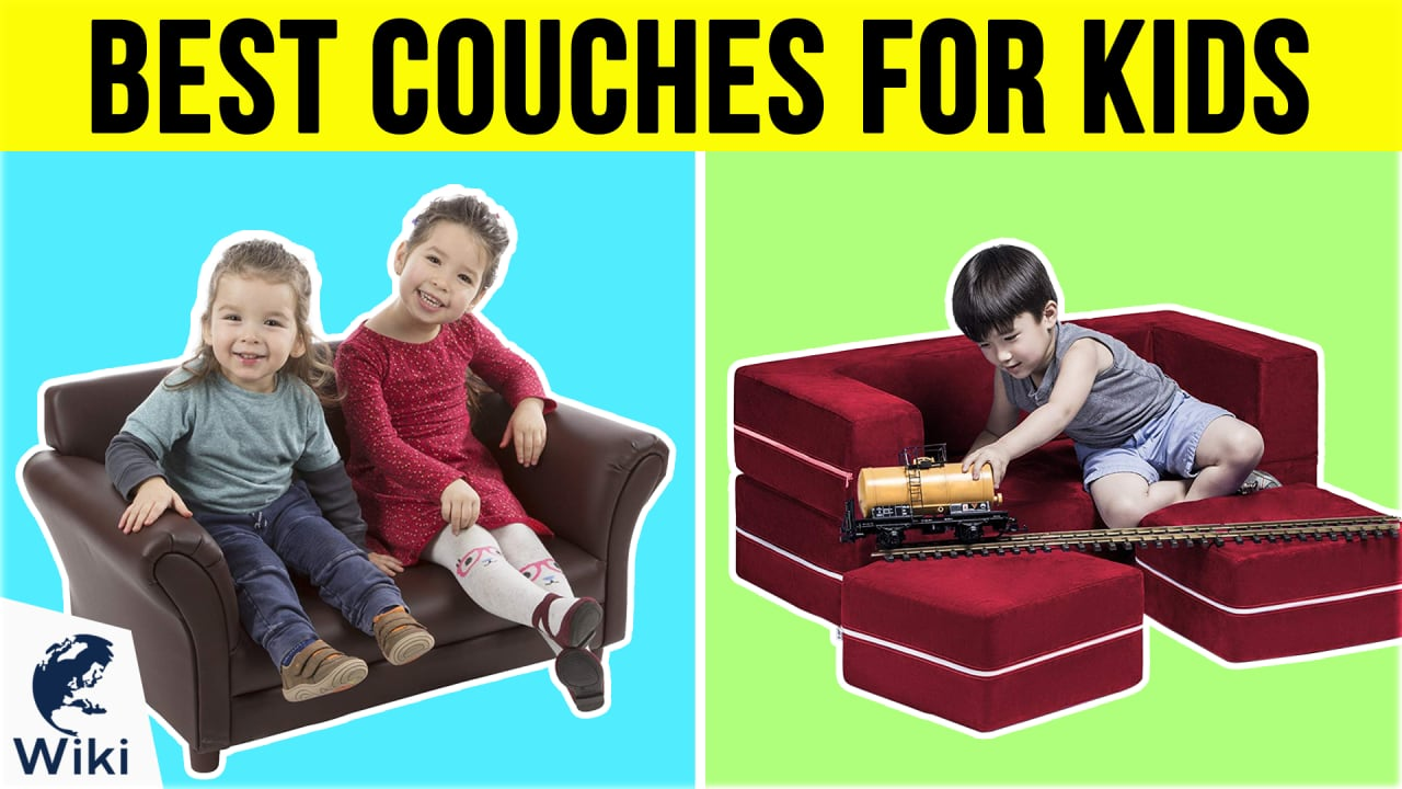 10 Best Couches For Kids