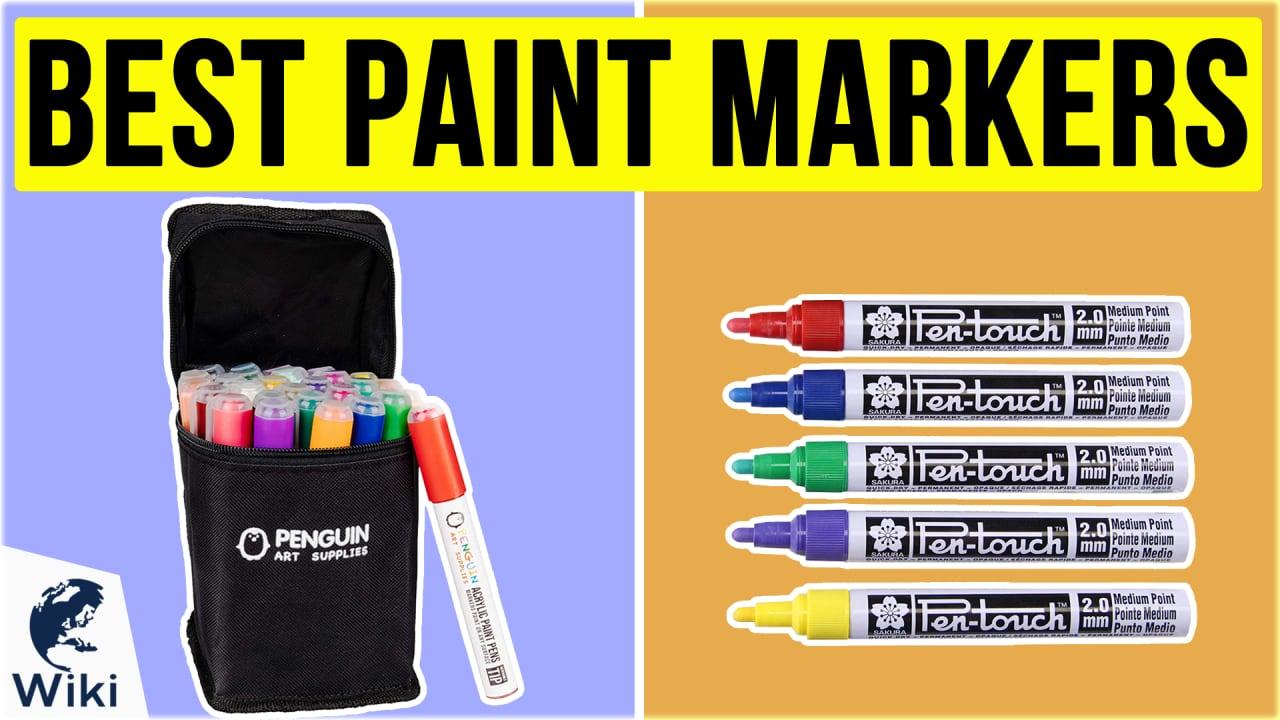 10 Best Paint Markers
