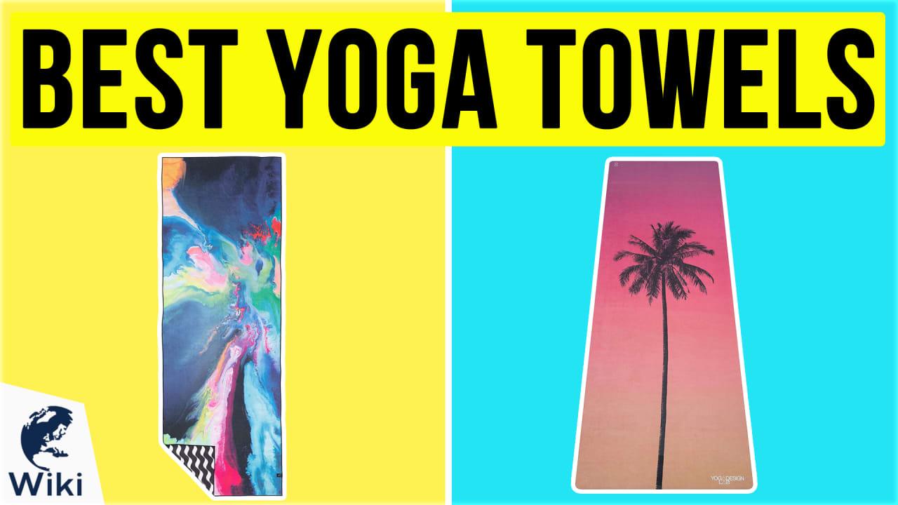 10 Best Yoga Towels