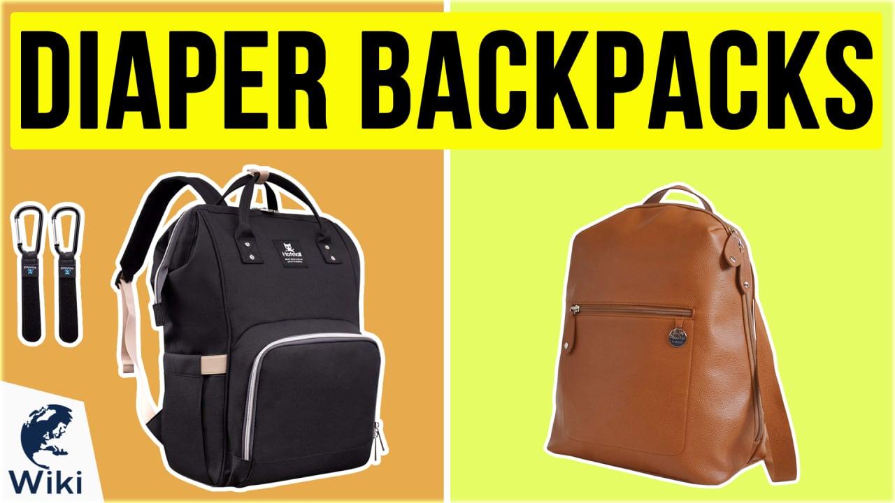 10 Best Diaper Backpacks