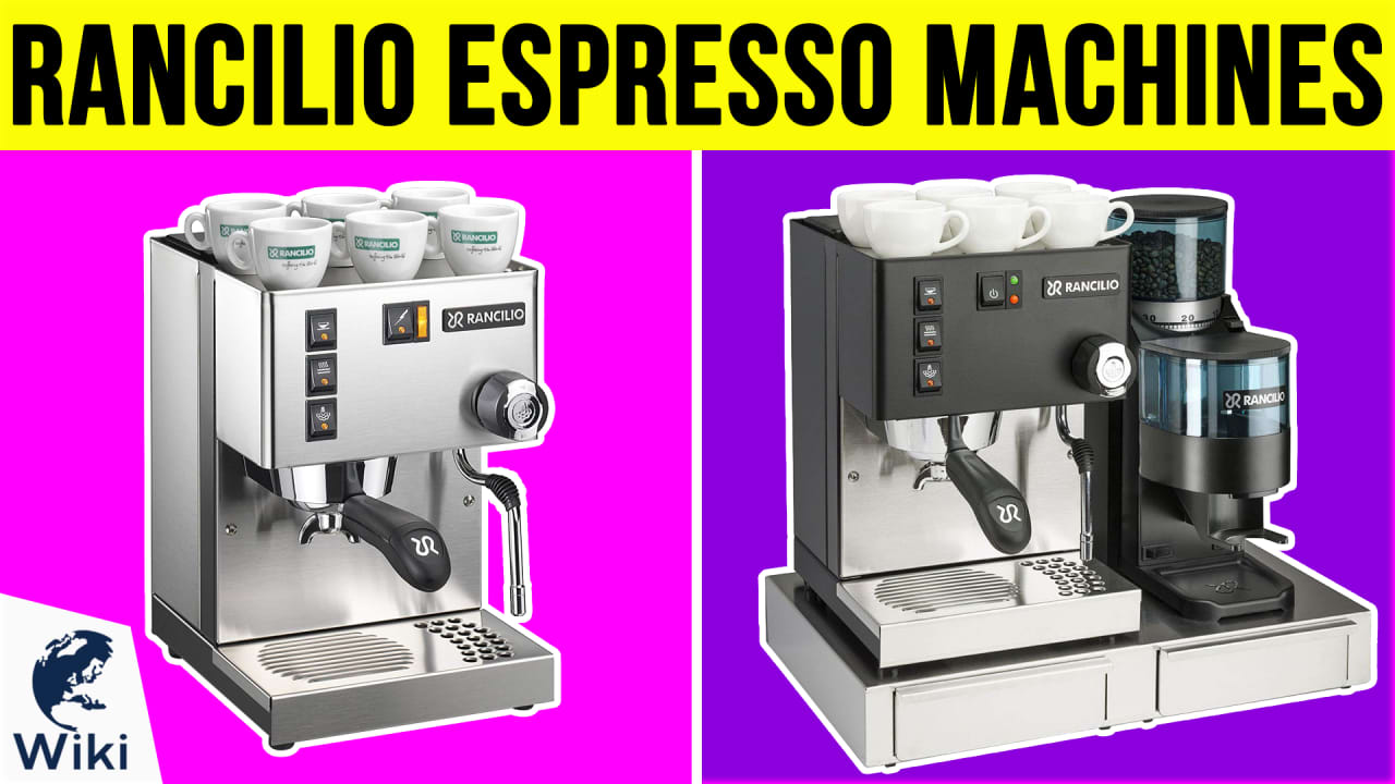 5 Best Rancilio Espresso Machines