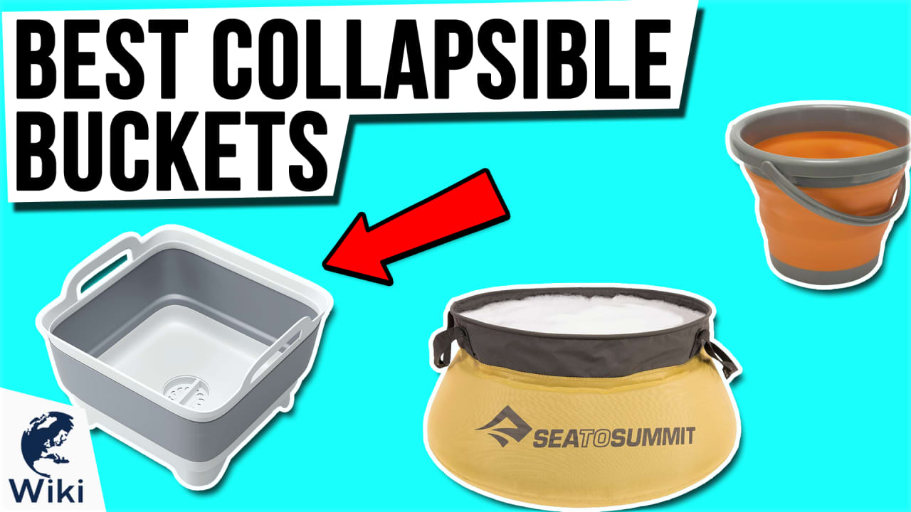 10 Best Collapsible Buckets
