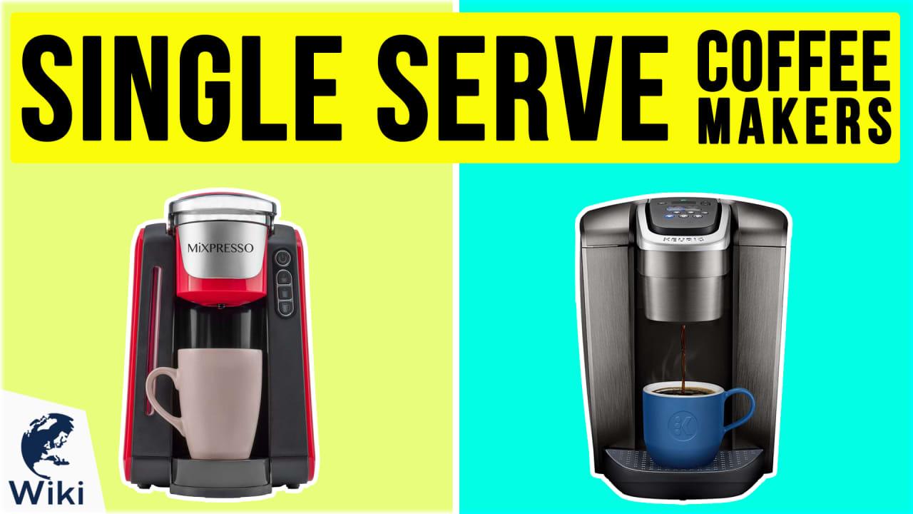 9 Best Single Serve Coffee Makers