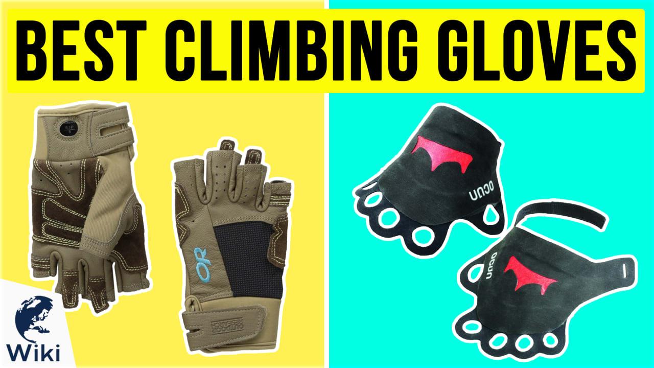 10 Best Climbing Gloves