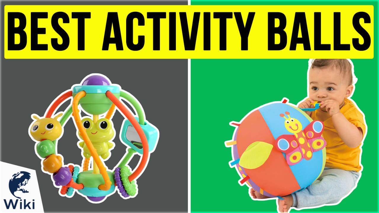 10 Best Activity Balls