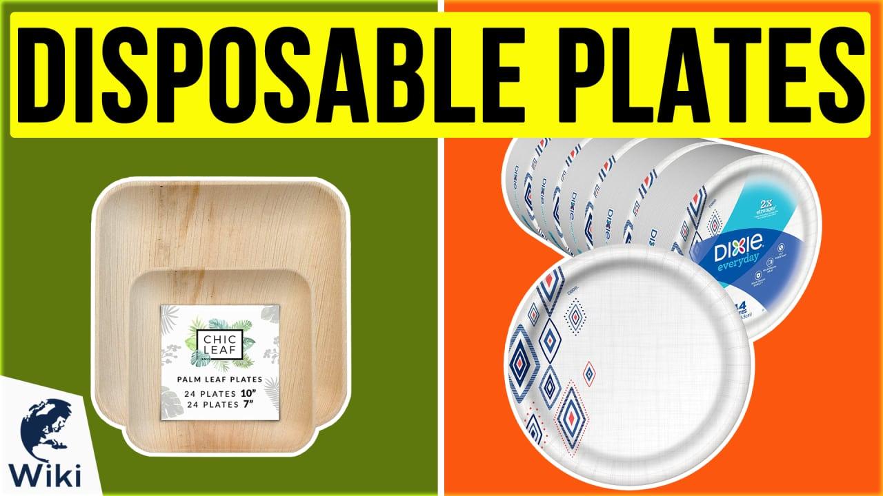 10 Best Disposable Plates