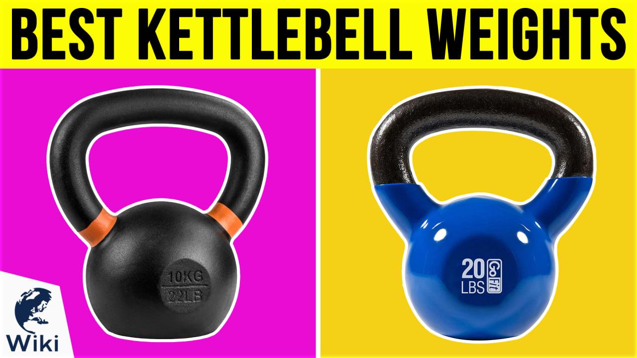10 Best Kettlebell Weights