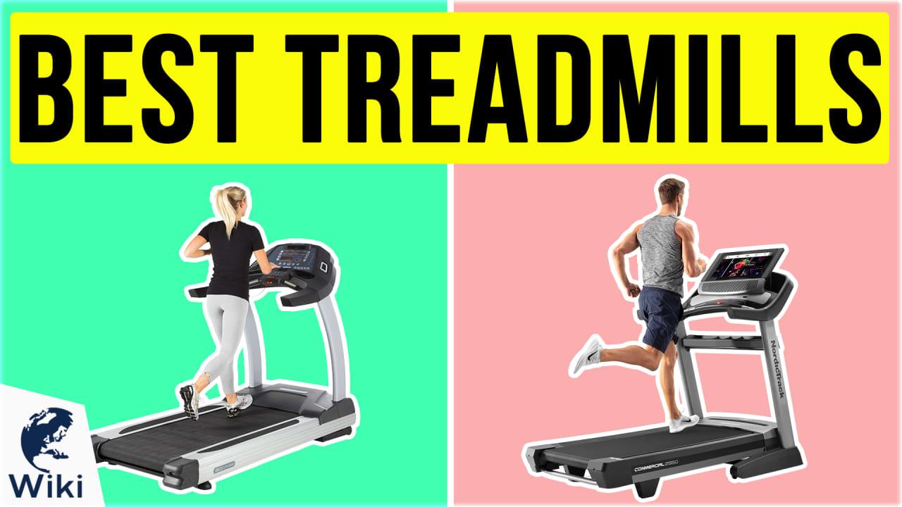 8 Best Treadmills