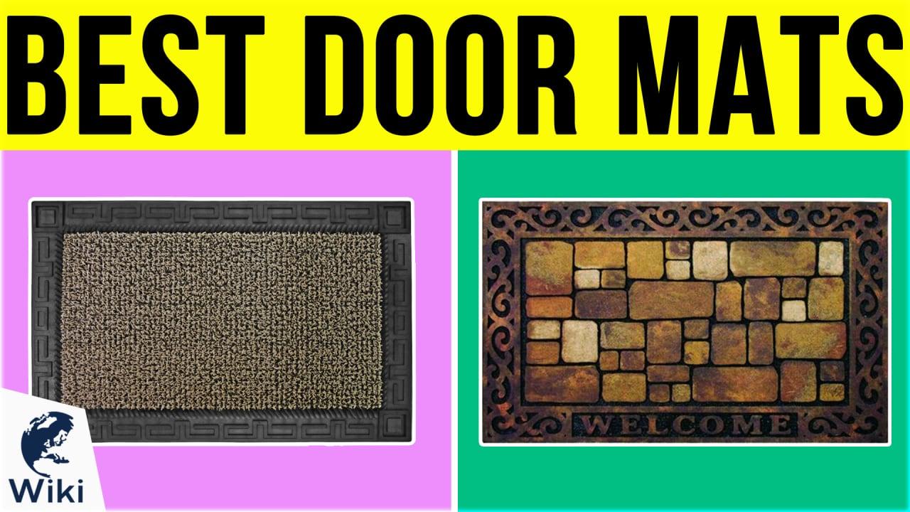 10 Best Door Mats