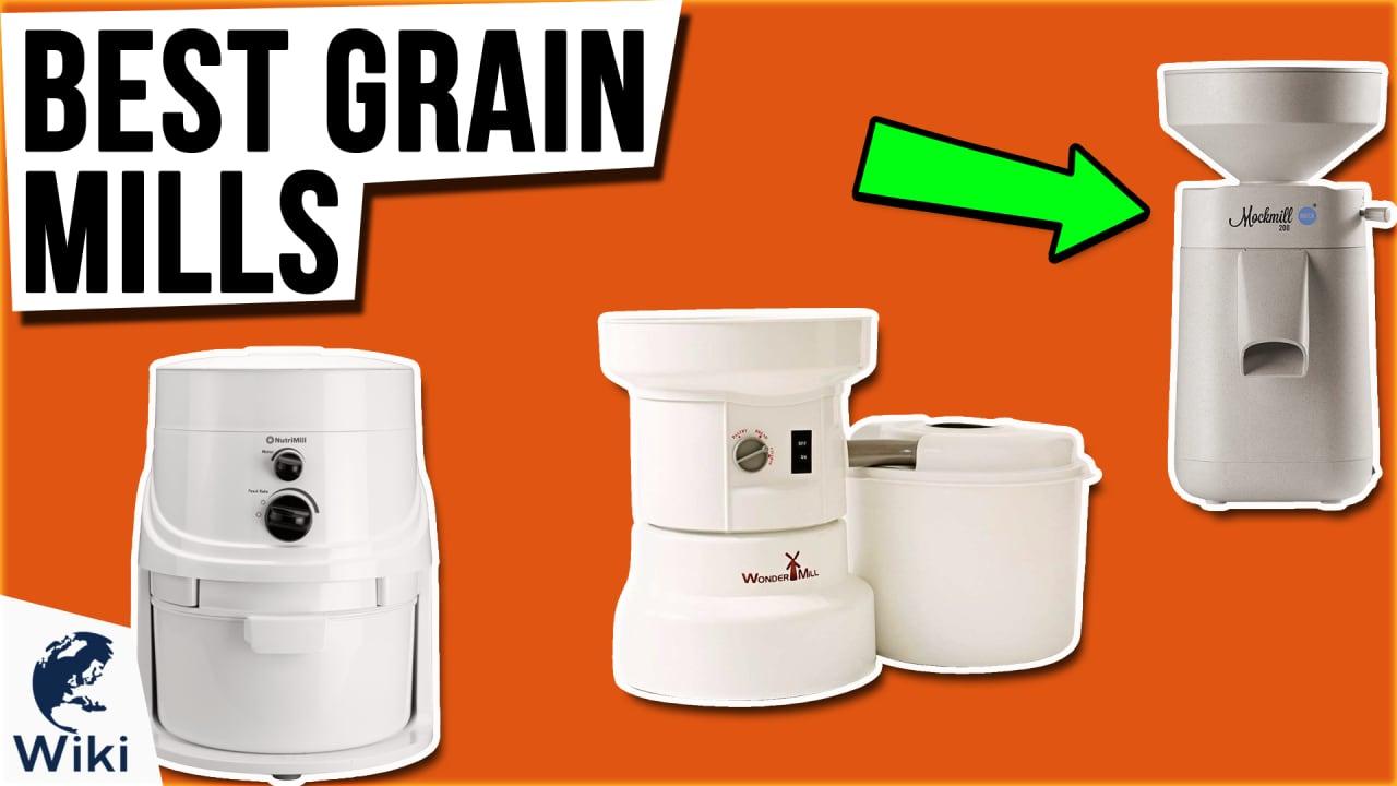 10 Best Grain Mills