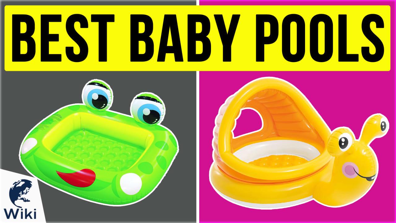 10 Best Baby Pools