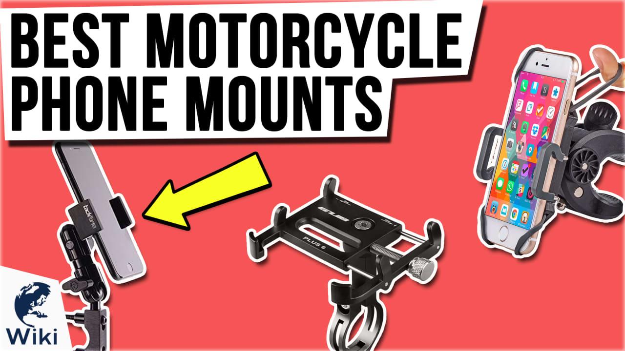 10 Best Motorcycle Phone Mounts