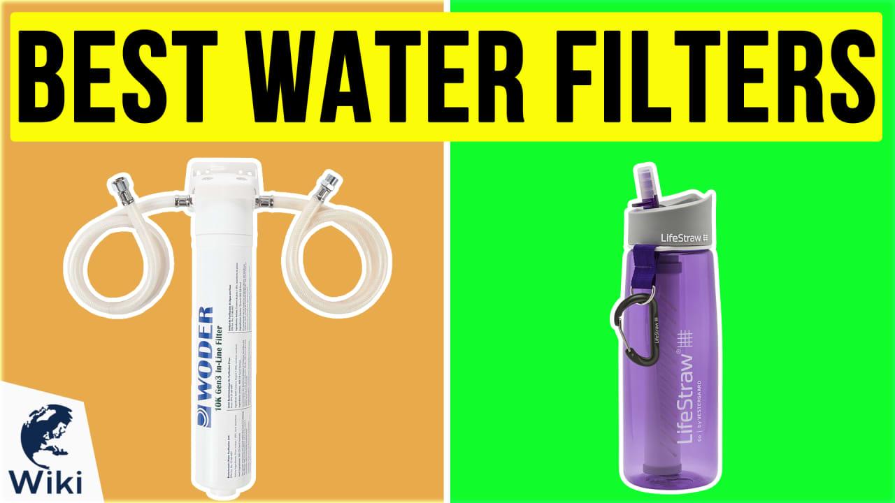 10 Best Water Filters