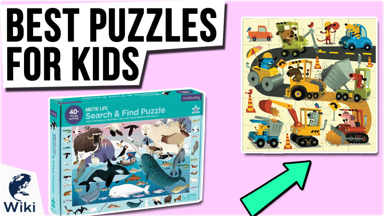 10 Best Puzzles For Kids