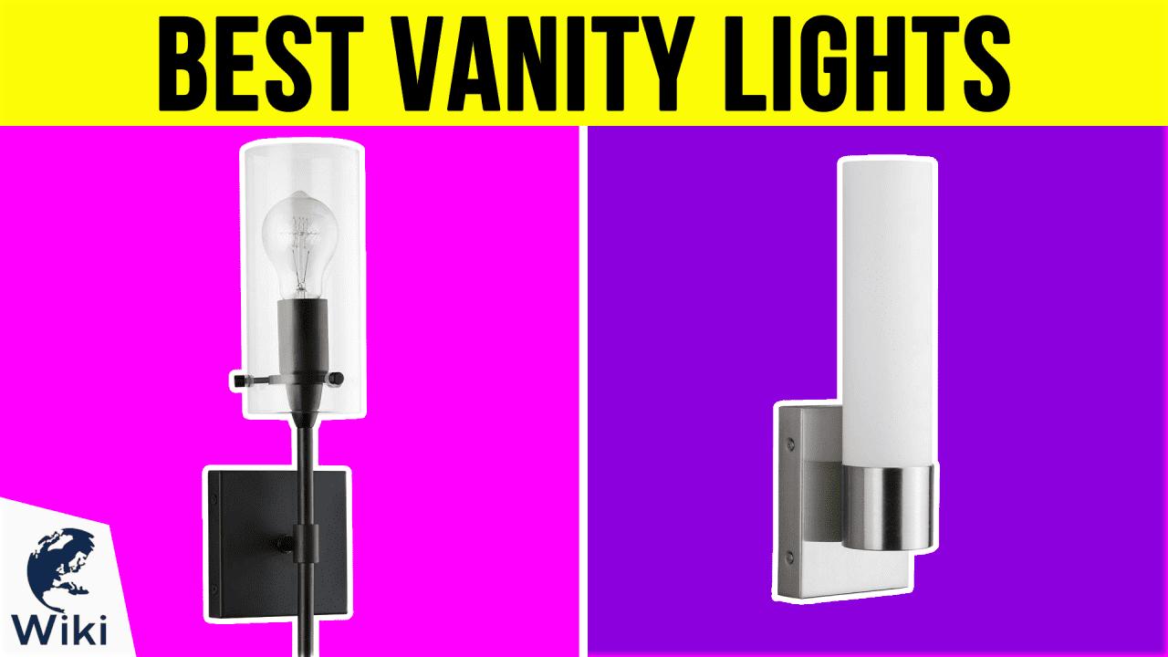 10 Best Vanity Lights