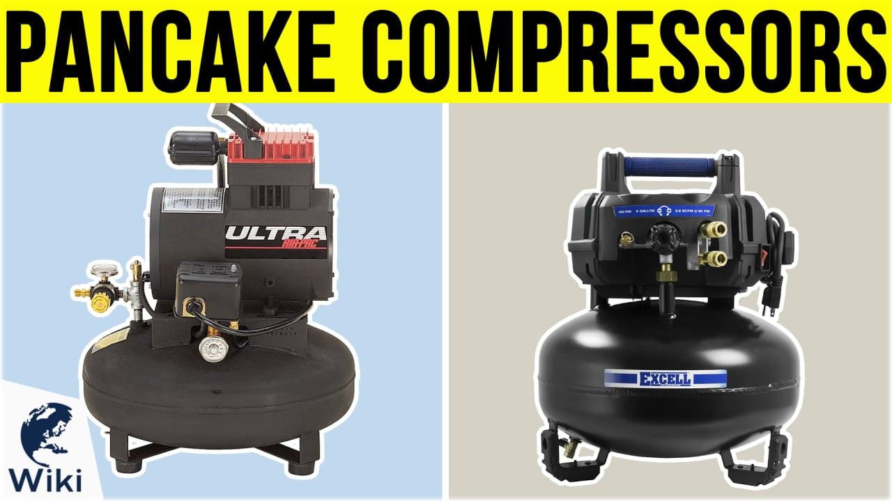 10 Best Pancake Compressors