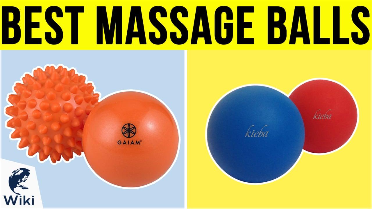 10 Best Massage Balls