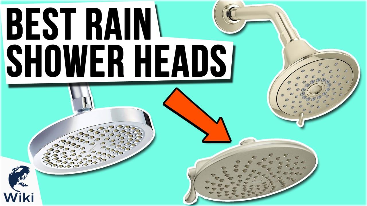 10 Best Rain Shower Heads