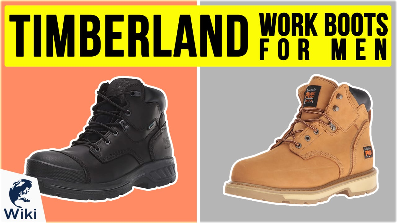 10 Best Timberland Work Boots For Men