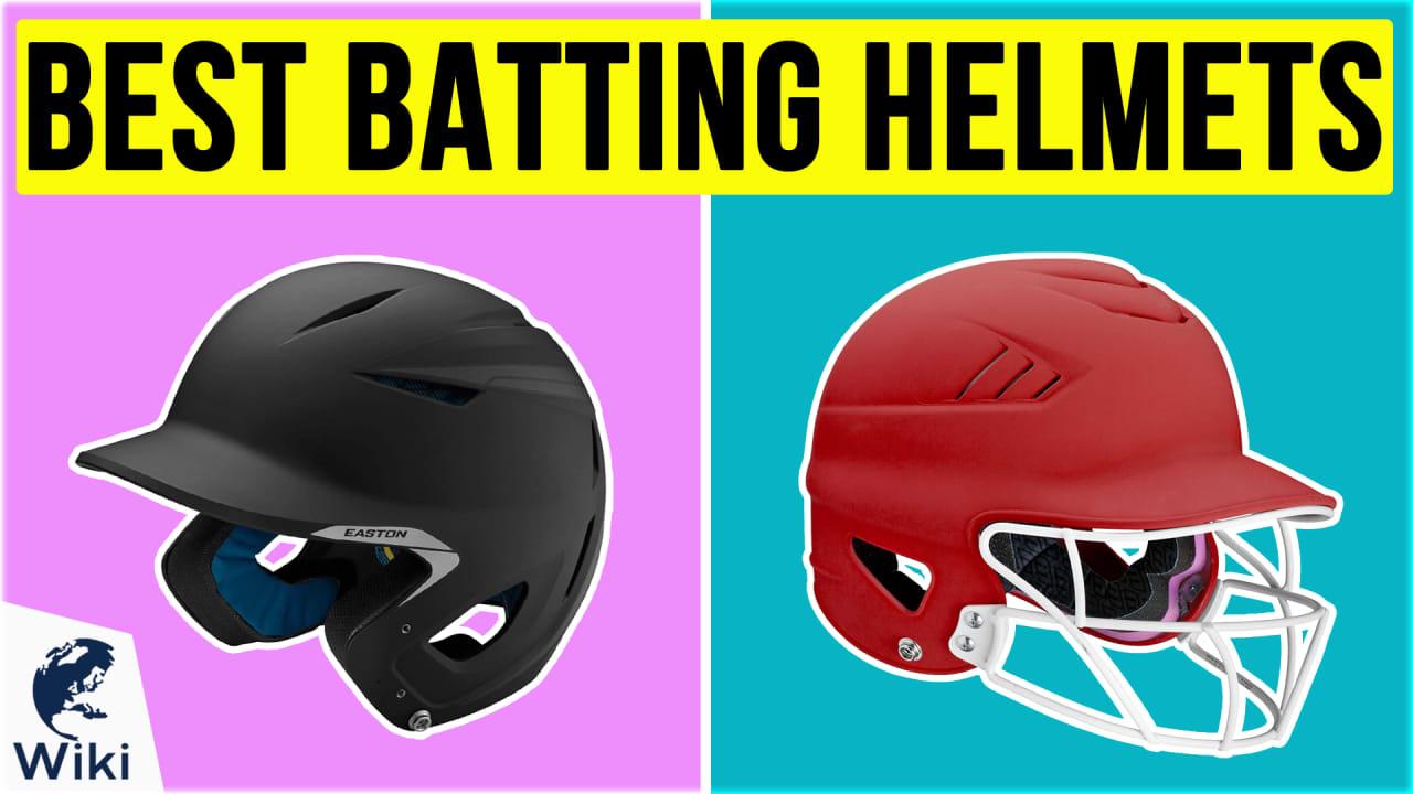 10 Best Batting Helmets