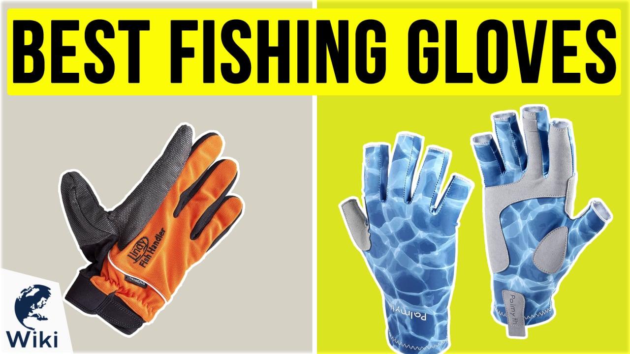 10 Best Fishing Gloves