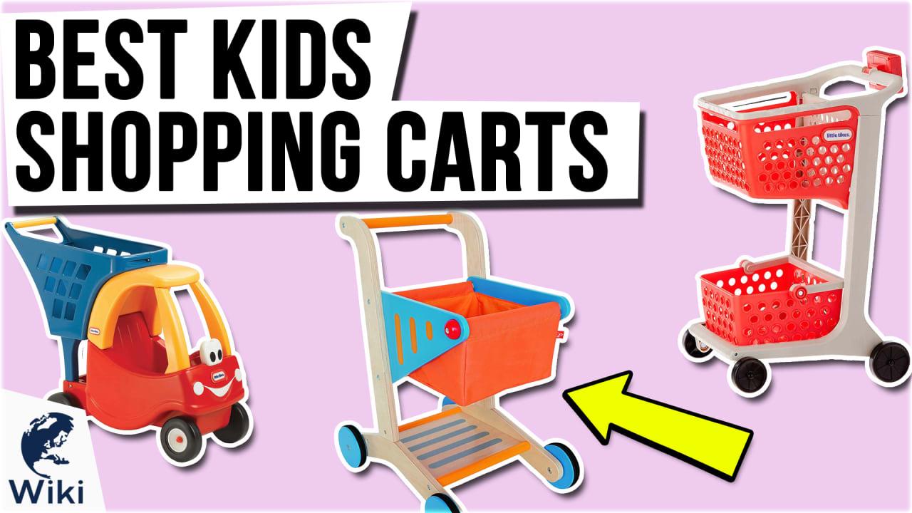 10 Best Kids Shopping Carts