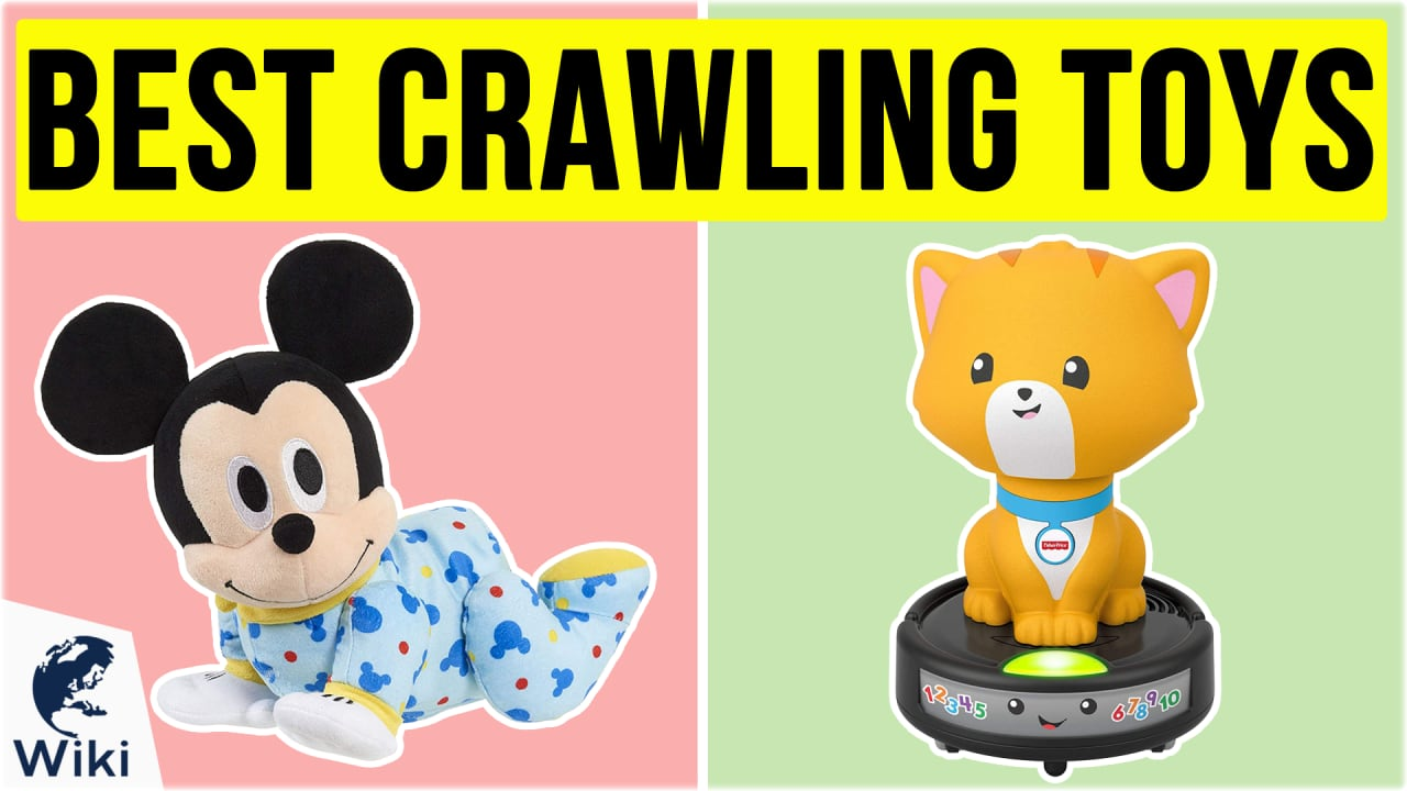 10 Best Crawling Toys