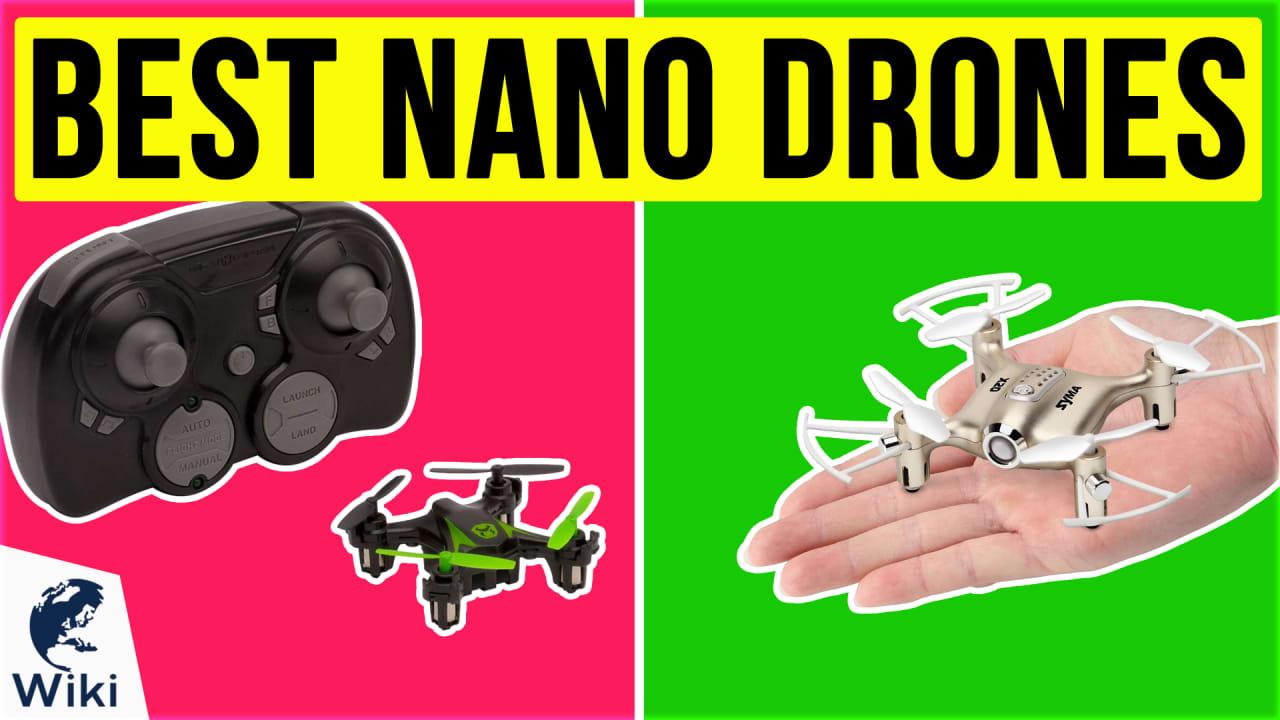 10 Best Nano Drones