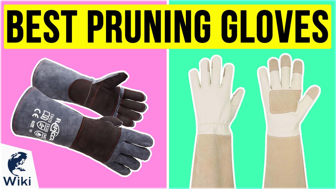 10 Best Pruning Gloves