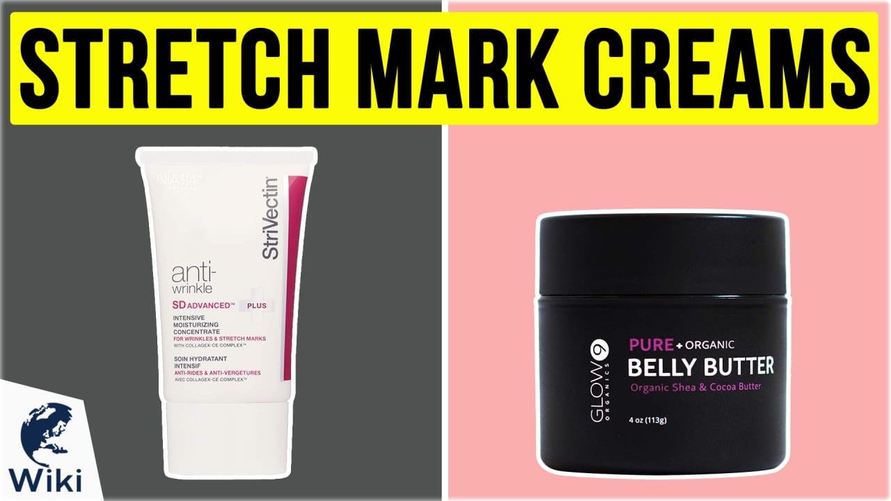 10 Best Stretch Mark Creams