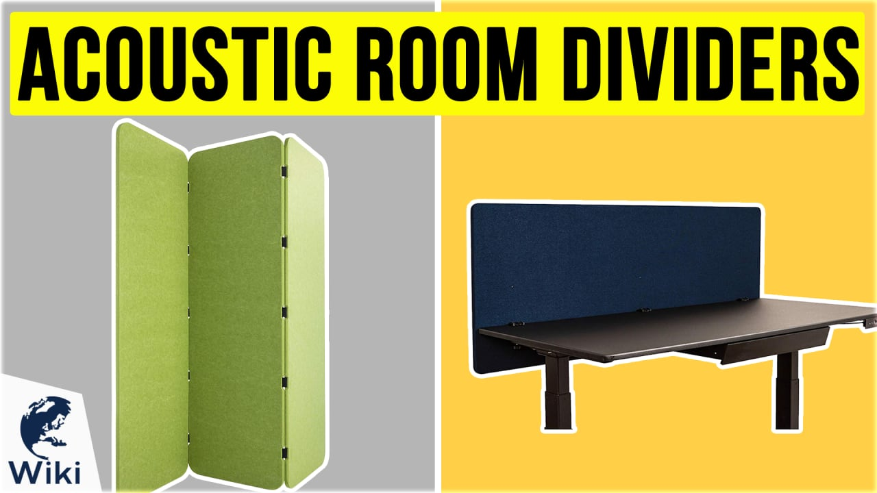 7 Best Acoustic Room Dividers