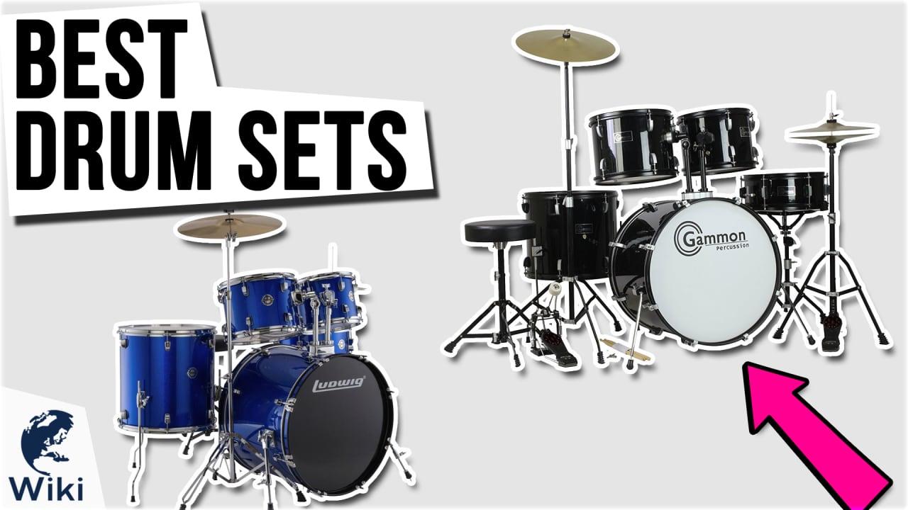 10 Best Drum Sets