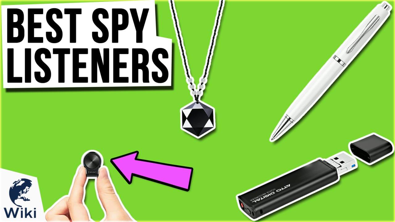 9 Best Spy Listeners