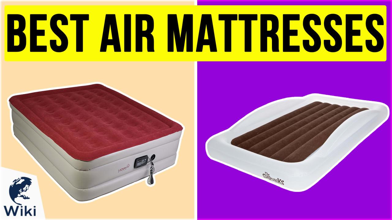 10 Best Air Mattresses