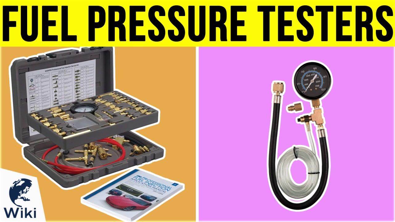 6 Best Fuel Pressure Testers