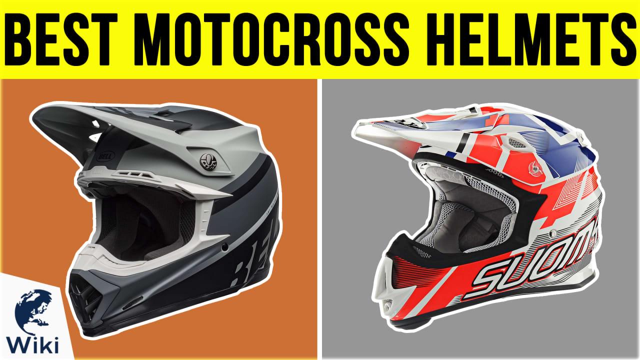 7 Best Motocross Helmets