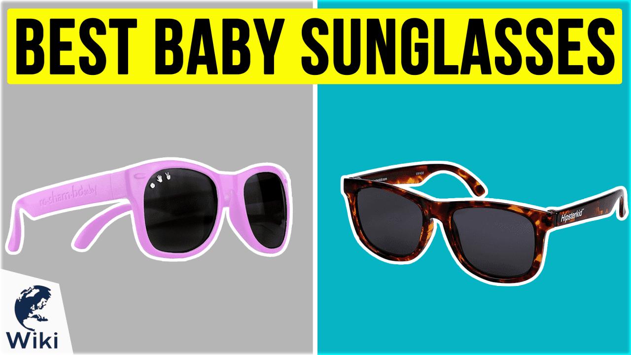 10 Best Baby Sunglasses