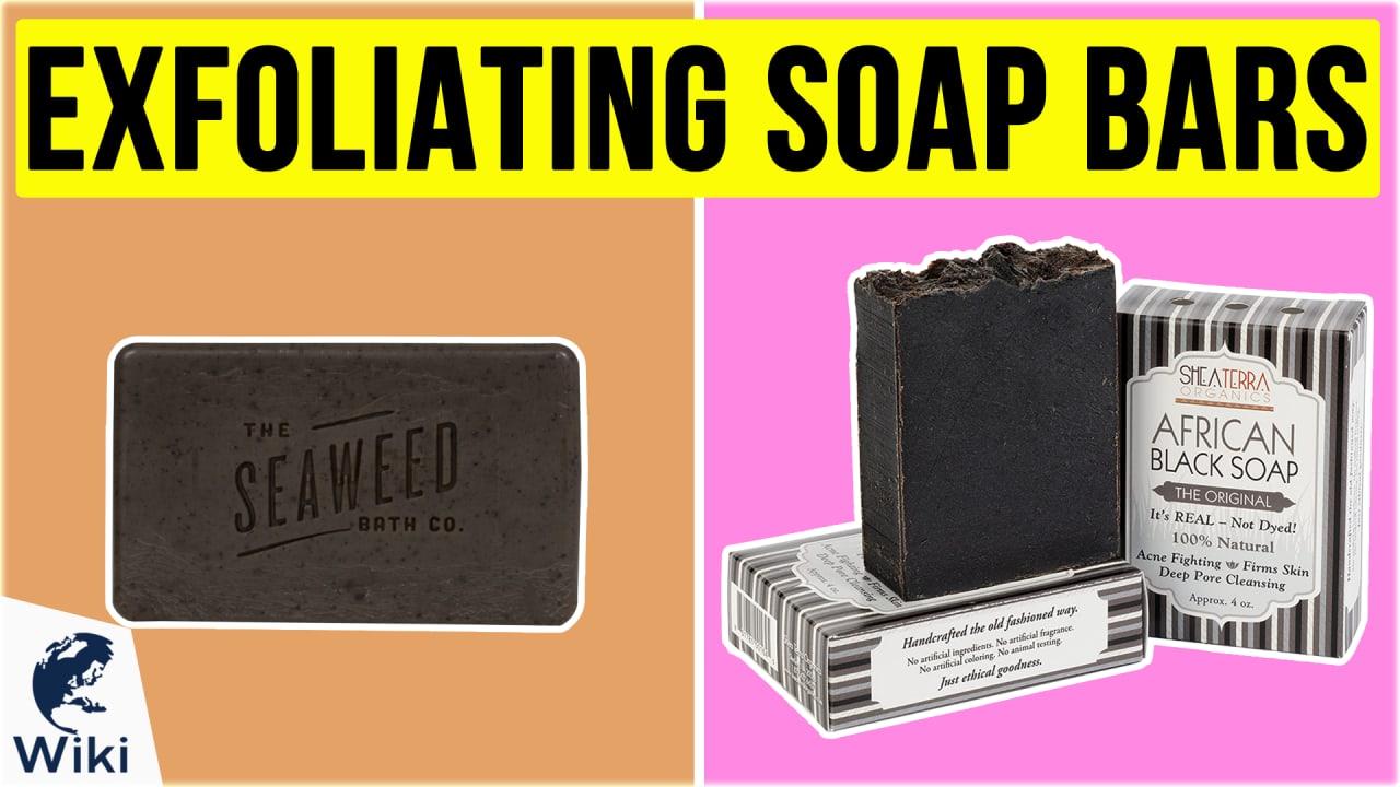 10 Best Exfoliating Soap Bars