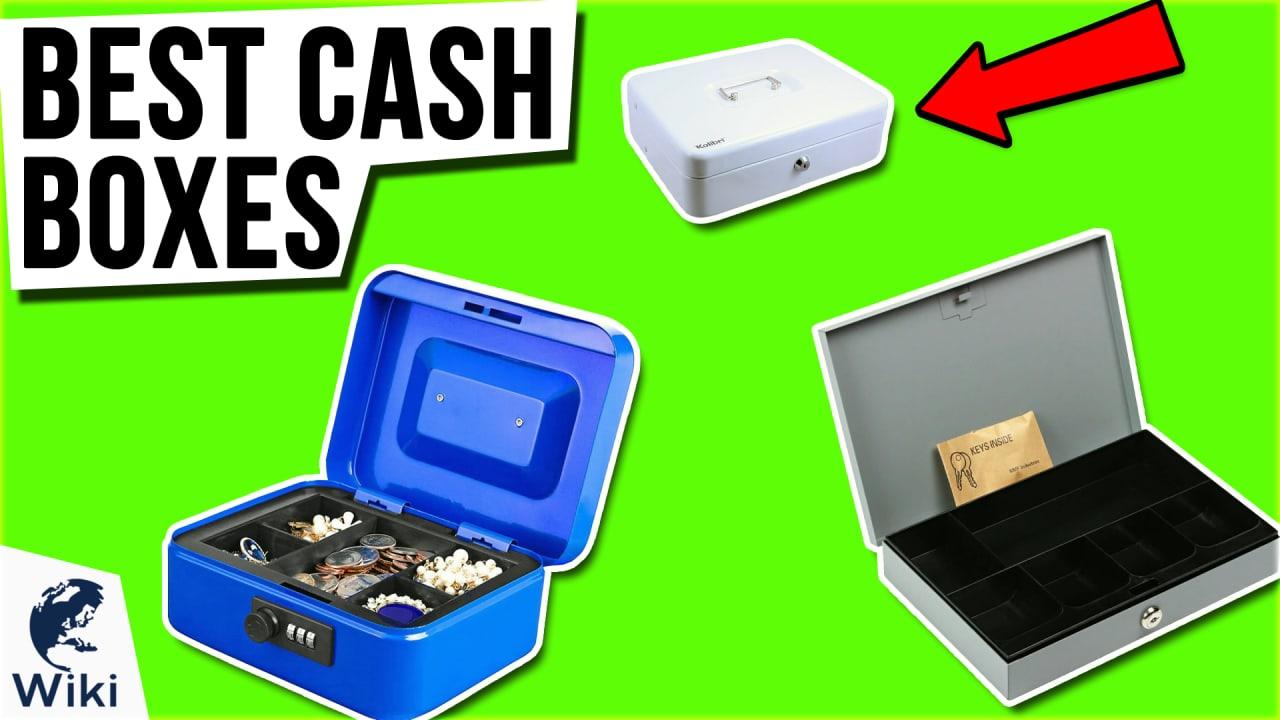 10 Best Cash Boxes