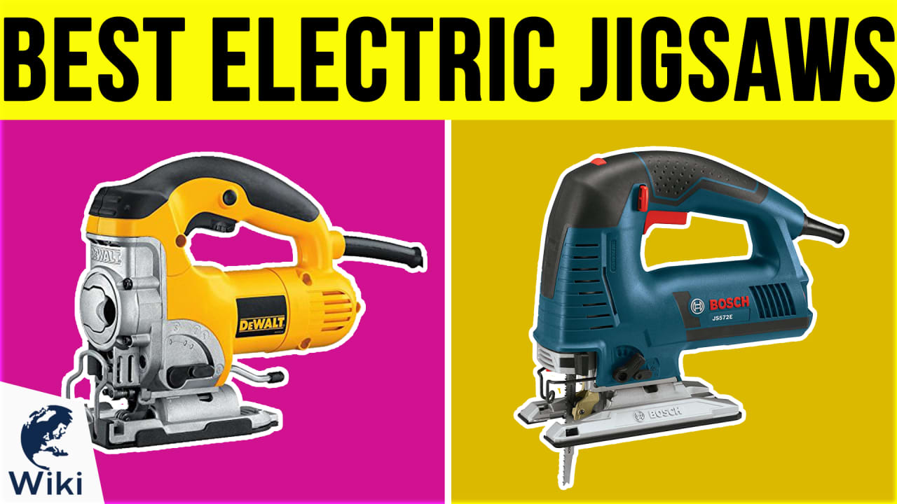 10 Best Electric Jigsaws