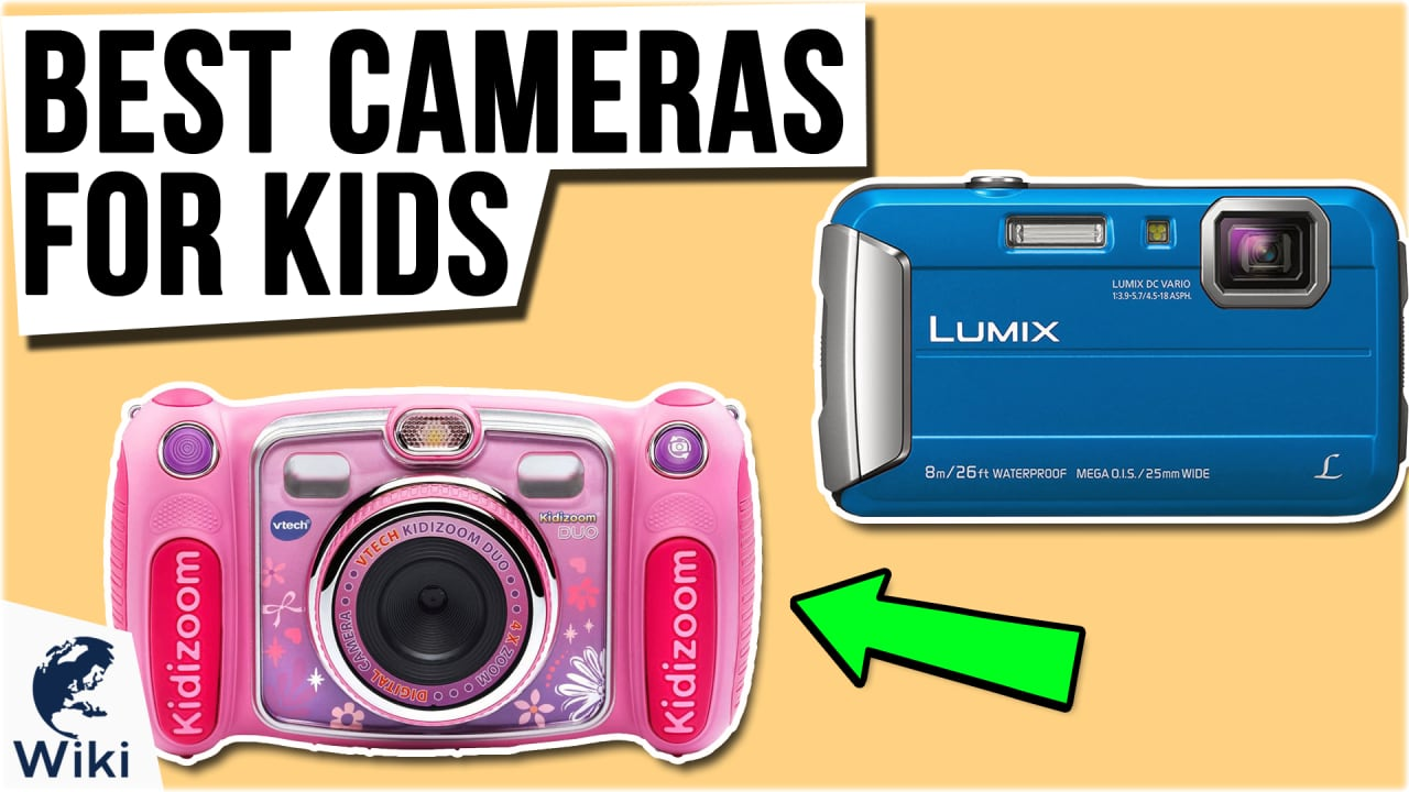 10 Best Cameras For Kids