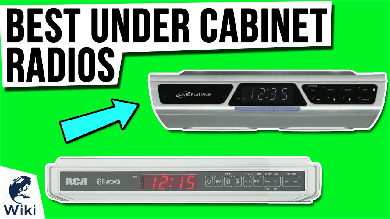6 Best Under Cabinet Radios