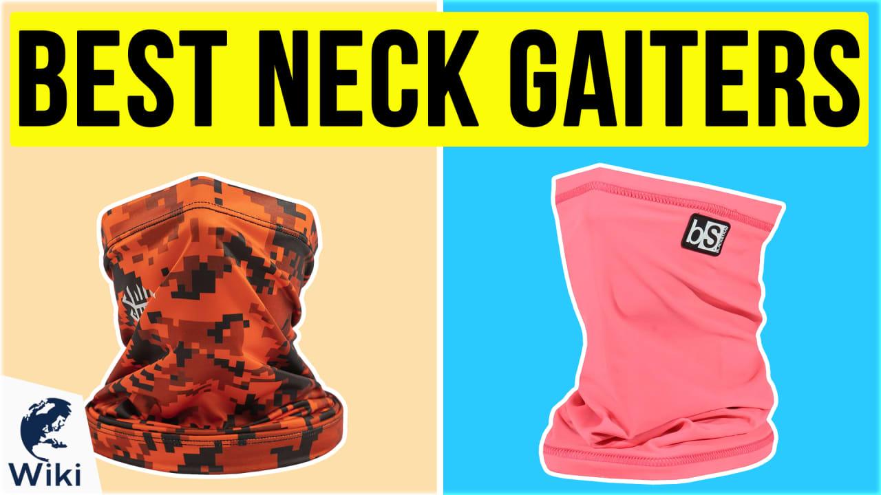 10 Best Neck Gaiters