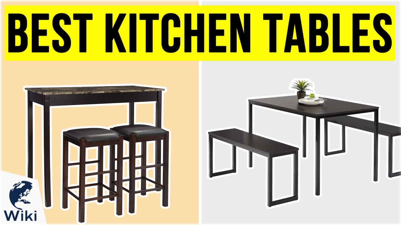 10 Best Kitchen Tables