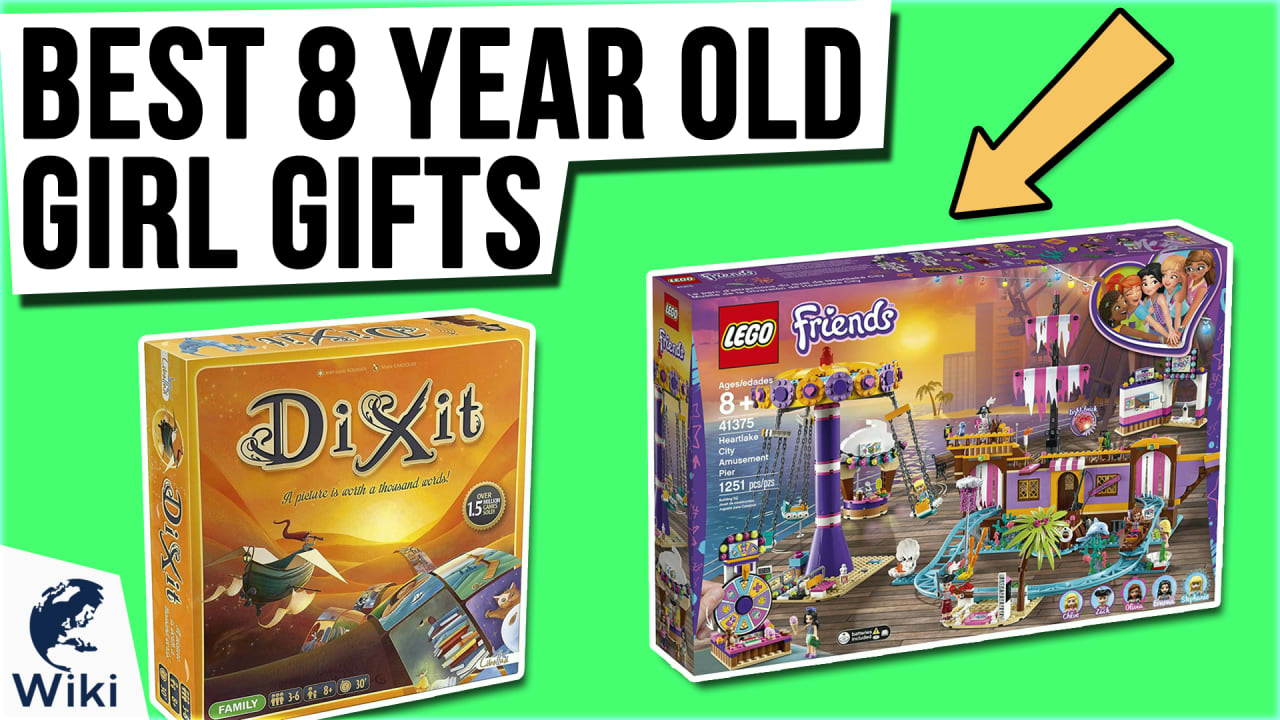 10 Best 8 Year Old Girl Gifts