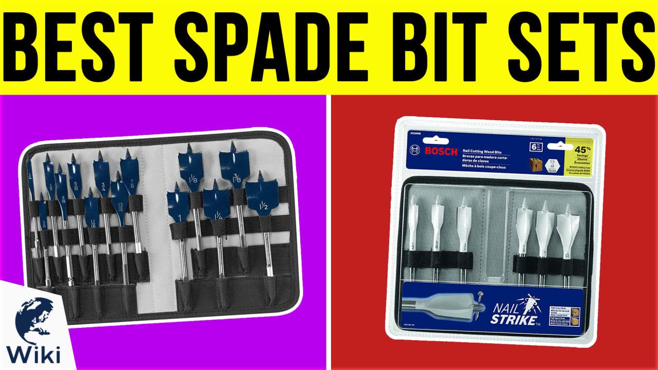 7 Best Spade Bit Sets