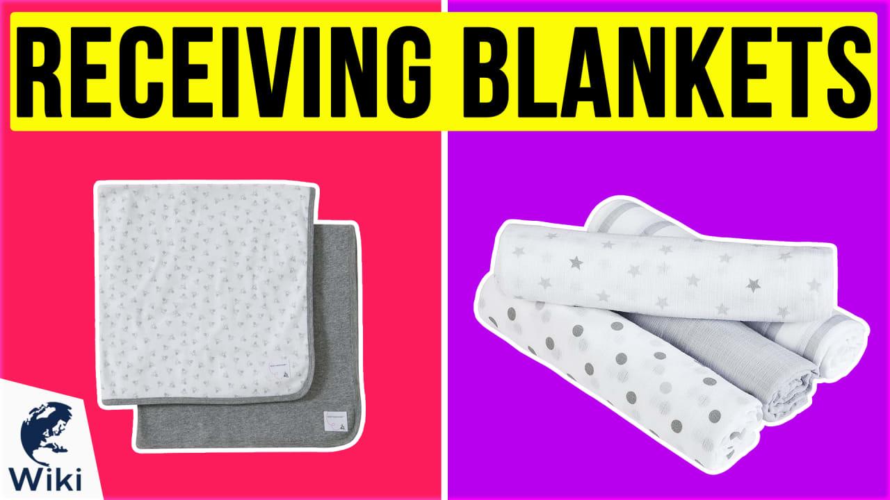 10 Best Receiving Blankets