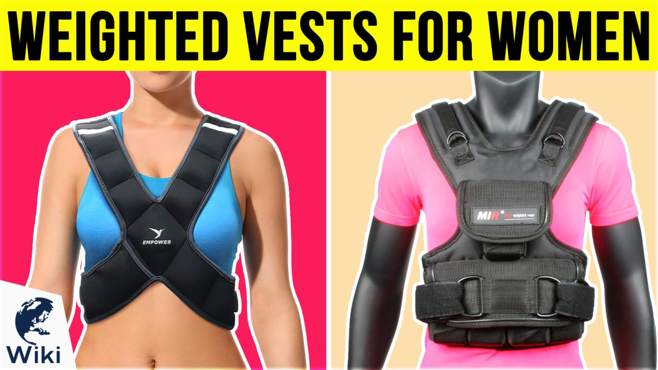 10 Best Weighted Vests For Women