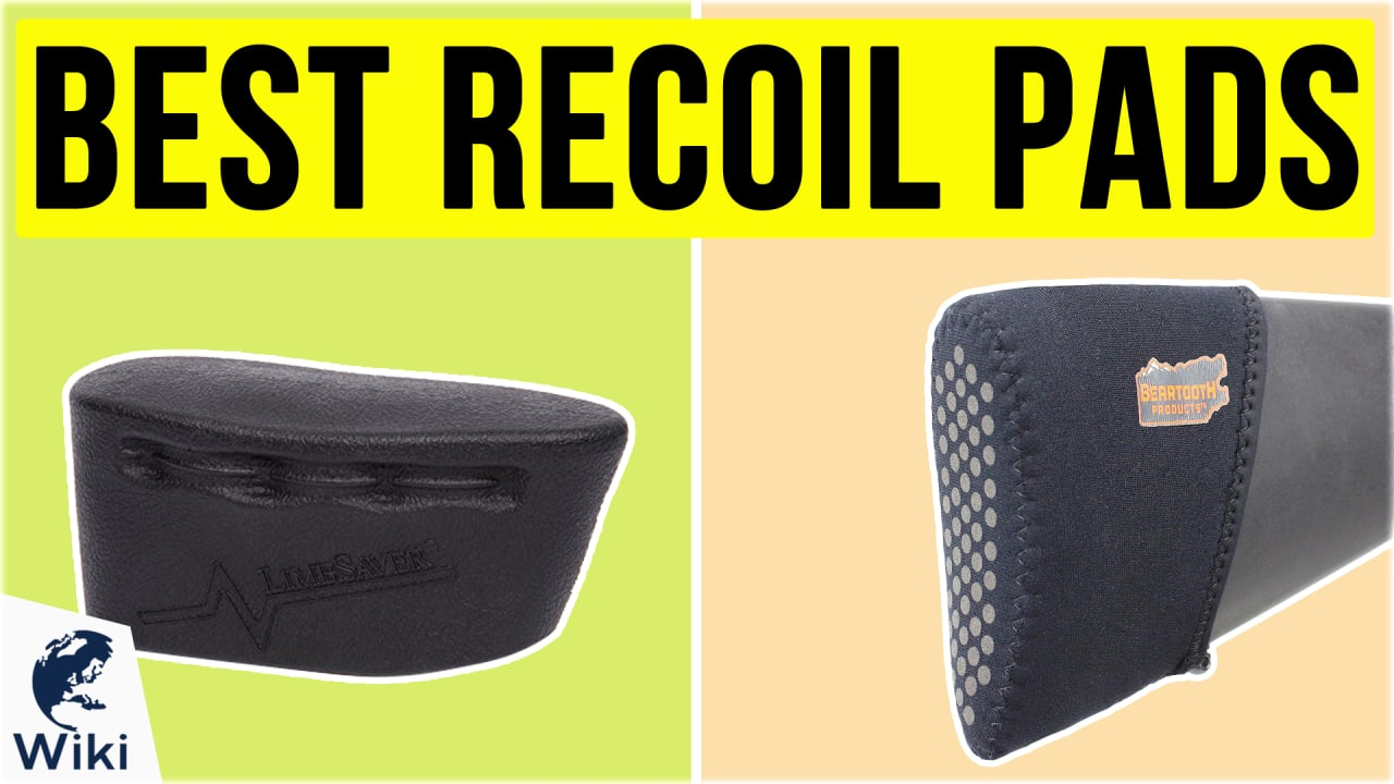 10 Best Recoil Pads