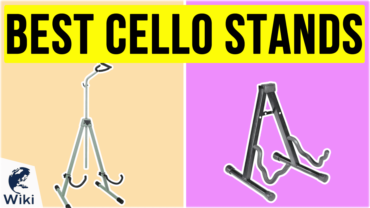 10 Best Cello Stands